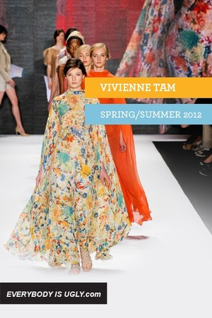Orange-vivienne-tam-dress