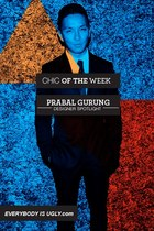 Prabal Gurung: Chic Designer of the Week