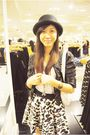 Black-from-bazaar-jacket-white-zara-blouse-beige-forever21-skirt-black-for