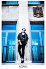 Black-zara-shoes-black-pull-bear-jeans-black-vintage-jacket