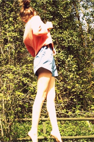 Topshop jumper - Miss Selfridge bodysuit