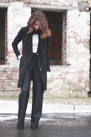 black Stella McCartney pants