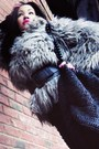 Heather-gray-fur-primark-coat