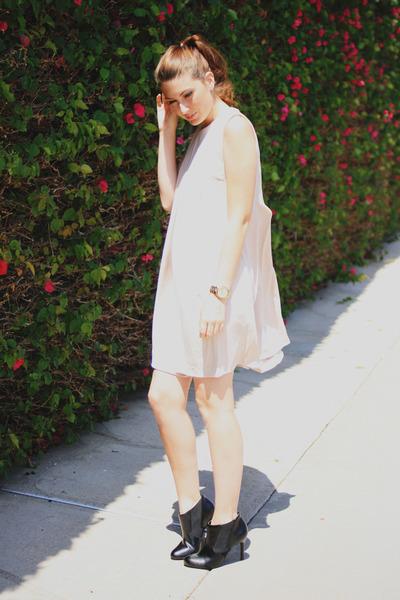 peach Front Row Shop dress