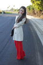 Zara-pants-trench-coat-burberry-coat-sequined-jcrew-top