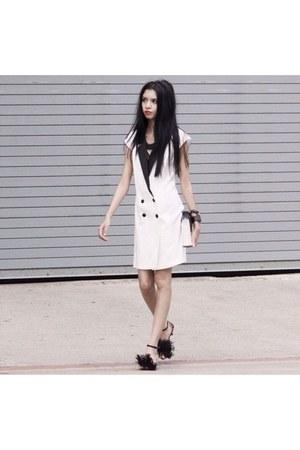 white white dress dress