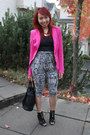 Givenchy-boots-forever-21-blazer-studded-rocco-alexander-wang-bag