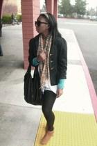 black Walmart purse