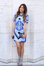 Print-asos-dress-clutch-yves-saint-laurent-bag-statement-jcrew-necklace