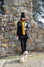 Black-stradivarius-boots-black-zara-coat-black-bershka-leggings
