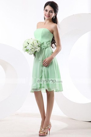 chiffon dress