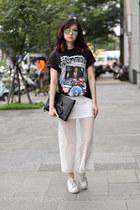 white Katy-Kate skirt
