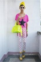 Parisian bag - Parisian wedges - gifi clothing top