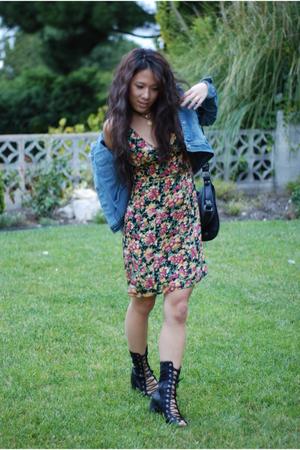 shoes - jacket - dress - dress - dress