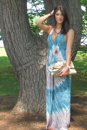maxi dress - Aldo purse