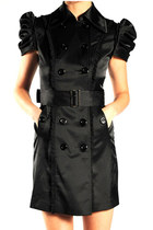 SALE!  Modern Trench Coat/Dress