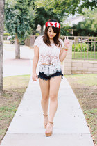 dream catcher Foxy Originals necklace - foreign exchange shorts