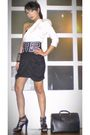 White-glitterati-blouse-black-glitterati-skirt-black-online-shoes-black-lo
