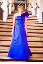 blue Glitterati dress