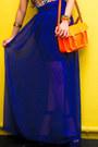 Blue-suede-das-wedges-light-orange-satchel-cambridge-bag