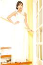 White-glitterati-dress-black-255-chanel-bag