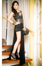 Black-zara-bag-black-leather-bustier-glitterati-intimate