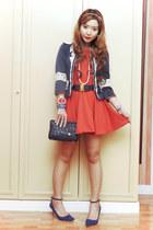 red 37LA dress