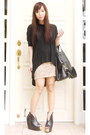 Black-nightingale-givenchy-bag-black-cameron-finch-style-wedges