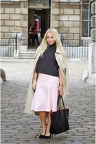 BOXY CROP TOP | LONDON FASHION WEEK | DAY ONE