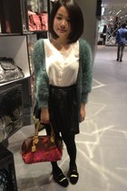 Etro bag - joe fresh style top