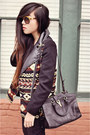 Black-zara-jacket