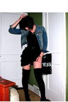 Target dress - Urbanogcom boots