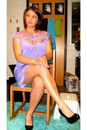 Charlotte Russe dress - Charlotte Russe heels