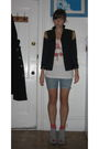 Blue-vintage-blazer-gray-jeffrey-campbell-shoes-7-for-all-mankind-shorts