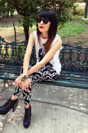 casual chic bazar de kokoro leggings
