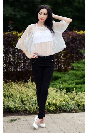 Front Row Shop blouse