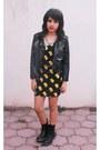 Dr-martens-boots-leather-nasty-gal-jacket-bart-simpson-skirt