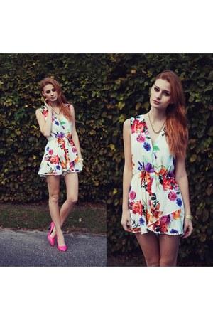 peach thewildflowershop jumper