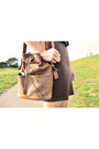 Light-brown-magnolia-vintage-co-purse-tan-marks-report-boots