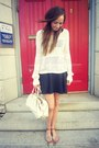 Fit-and-flare-topshop-dress-oversized-pins-and-needles-sweater-coach-bag