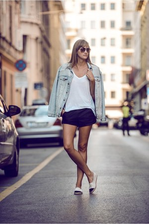 asos shoes - H&M jacket