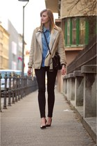 Zara jeans - H&M jacket