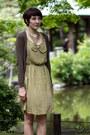 Cozy-boutique-dress-uniqlo-cardigan-softspots-sandals
