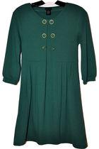 green Ezekiel dress