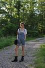 Frye-boots-proenza-schouler-bag-alexander-wang-t-shirt-vintage-romper