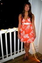 Aeropostale dress - Steve Madden shoes