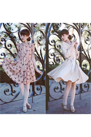 Chicwish dress - Darling coat