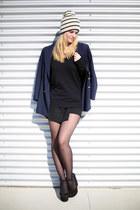 Monki hat - Zara skirt