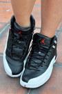 Black-air-jordan-hat-black-leather-aldo-bracelet-black-air-jordan-sneakers