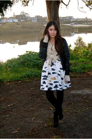 Twinkle By Wenlan dress - Topshop boots - Gap jacket